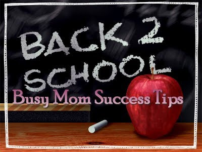 backtoschool1+400x300 5 Back to School Fitness Tips for Busy Moms Video
