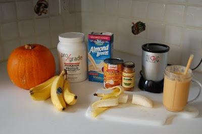 DSC 0900%2B500x332 Pumpkin Pie Smoothie Recipe