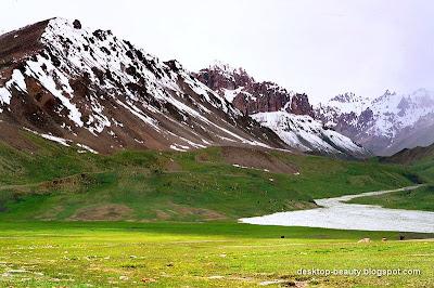 PamirsandKarakorams - karakoram mountains