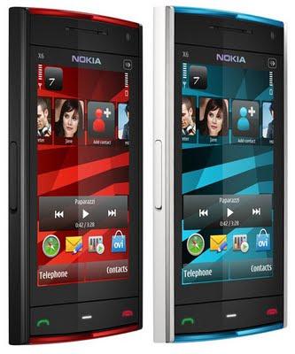 Nokia X6, X3 phones pioneer new Xseries line Nokia-x6