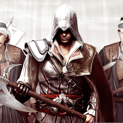 Your Creed Obsessions: Assassin's Creed Real Life Videos