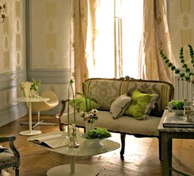 French eclectic interior design interior home design for French eclectic