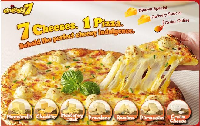 cheesy pizza hut