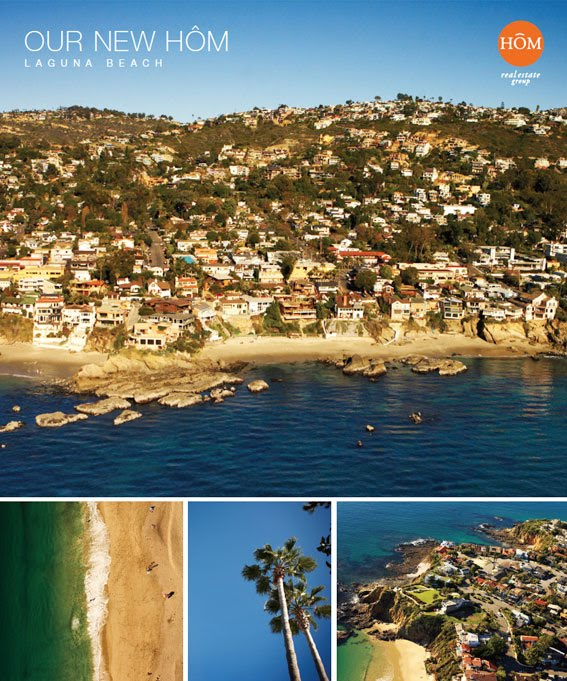 HOM Real Estate Group opens new location in Laguna Beach, California