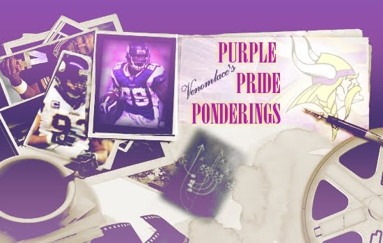 Purple Pride Ponderings