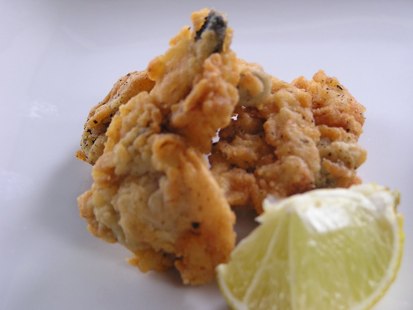 National Deep Fried Clam Day | Garden County Cooking Oyster Eating Salt