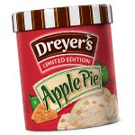 Apple Pie Ice Cream!!