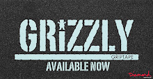 Grizzly Griptape by Diamond Supply co. and Torey Pudwill