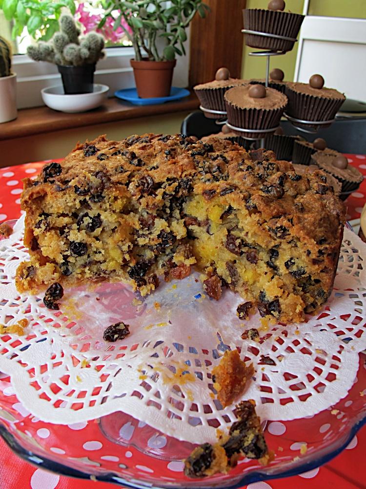 Marzipan Fruit Cake Nigella Lawson