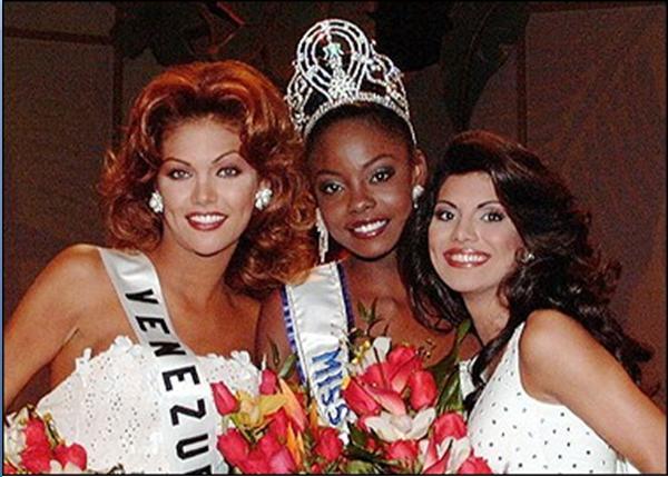 Todas las Miss Universo - Recopilación