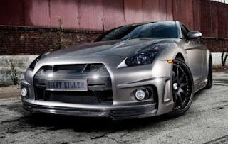 Nissan GTR giant killer