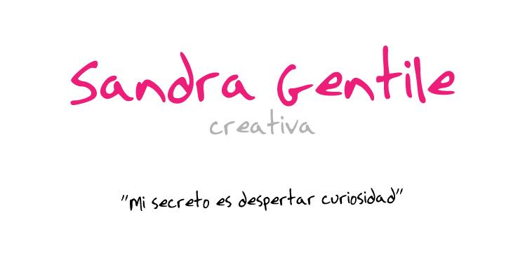 Sandra Gentile - Portafolio
