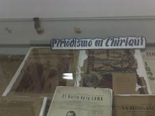 Primeros periodicos deChiriquí