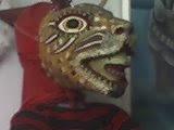 mascara de Dibliocos Sucios