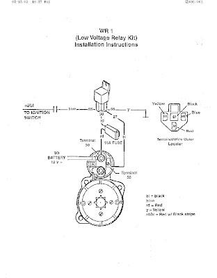 tacra s diy garage turbo timer starter relay vacuum