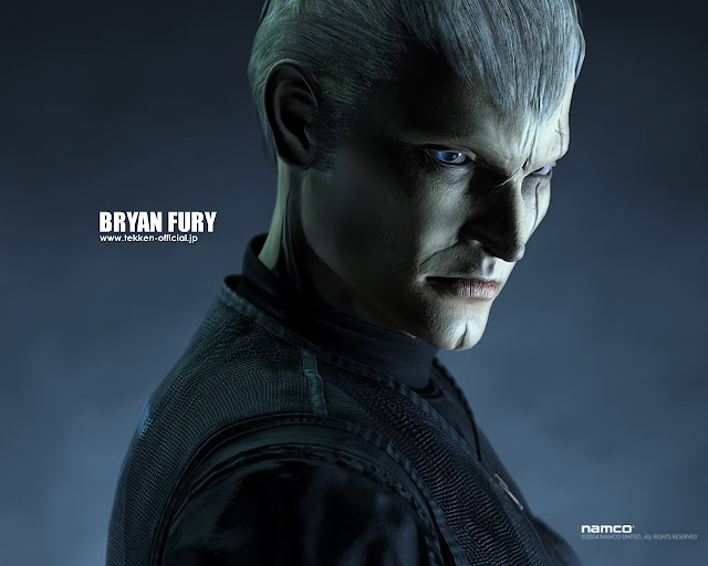bryan fury 50 Best Tekken Game HD Wallpapers