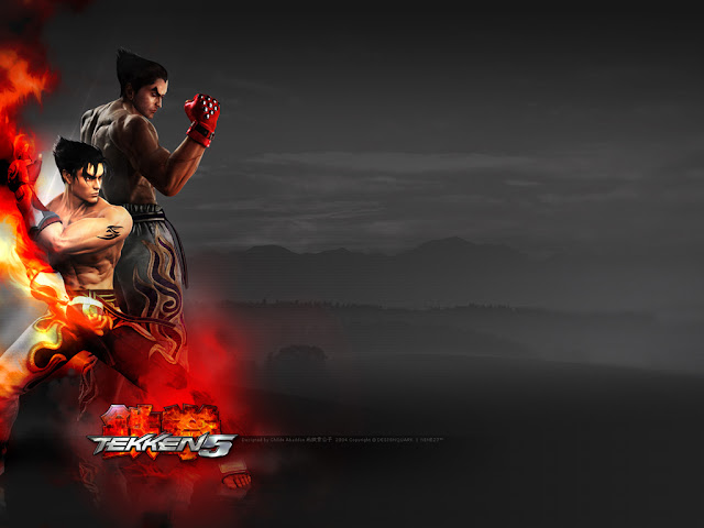 Tekken 5 71m 50 Best Tekken Game HD Wallpapers