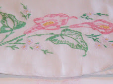 Hand Embroidered - 100% Cotton Pillow Cases