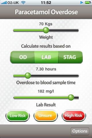 WikiTox - 2.1.1.1 Acetaminophen
