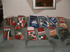 Quilted Home Decorations