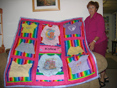 Kylee's  Birthday quilt