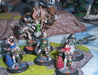 Deathjack, Scrap Thralls and Necrotech