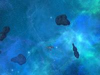 in a nebula