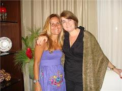 minha amiga e irmã Sílvia