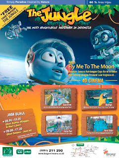 Read: Free Ticket to The Jungle Waterpark, Bogor until 31 May 2008