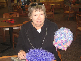 Our New Knitter- Susan