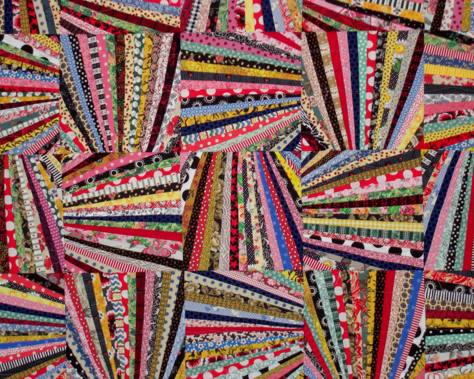 Selvage Blog See My Fan Quilt In Quiltmaker Magazine