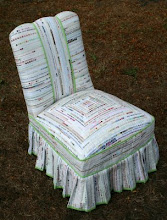 Selvage Chair