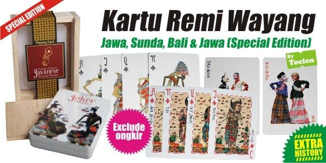 Kartu Remi Wayang