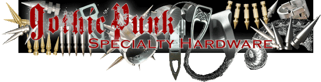 Gothic Punk  Specialty Hardware Blog