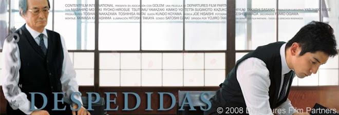 DESPEDIDAS (departures)