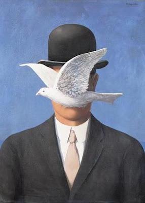 Rene+Magritte+-+L%27homme+au+chapeau+melon