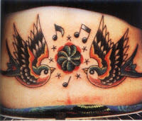 Tattoo GalleryLower back tattoo