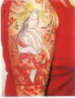 Girl Tattoo Photo Gallery