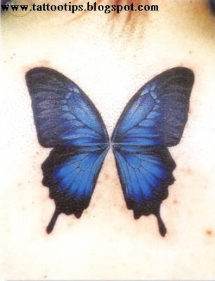 Blue Tattoo Gallery