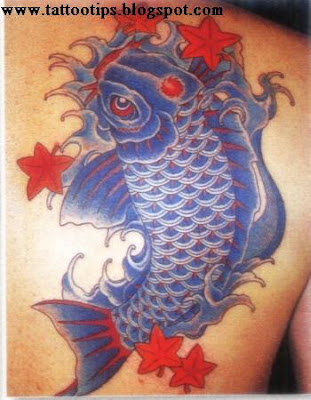 Blue Tiger Tattoos Gallery