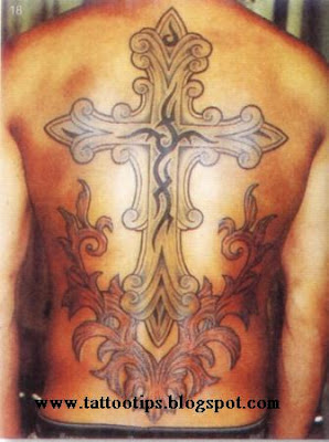 Cross tattoos 1