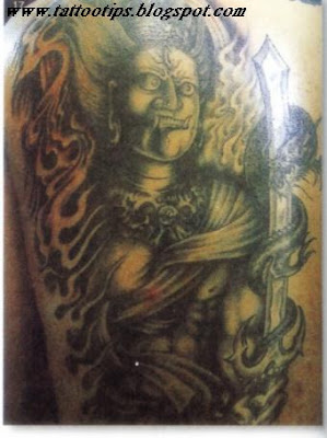 Phra Chao Tattoos Gallery