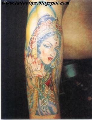 Phra Chao Tattoos 2
