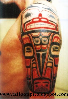 Tribal Tattoos Gallery 4