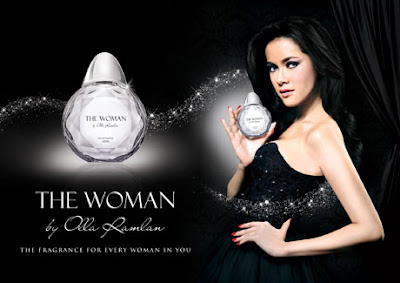The Woman Perfume by Olla Ramlan New Style