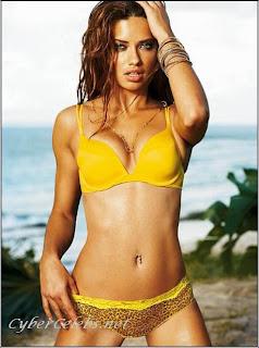 Adriana Lima sexy bikini
