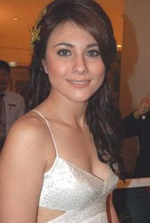 wulan guritno Celebrities in Pemilu 2009