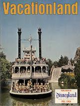 Vintage Disneyland Frontierland