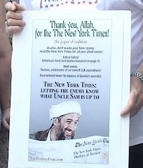 "<i>""Thank You Allah For The New York Times""</i> - Osama Bin Laden"