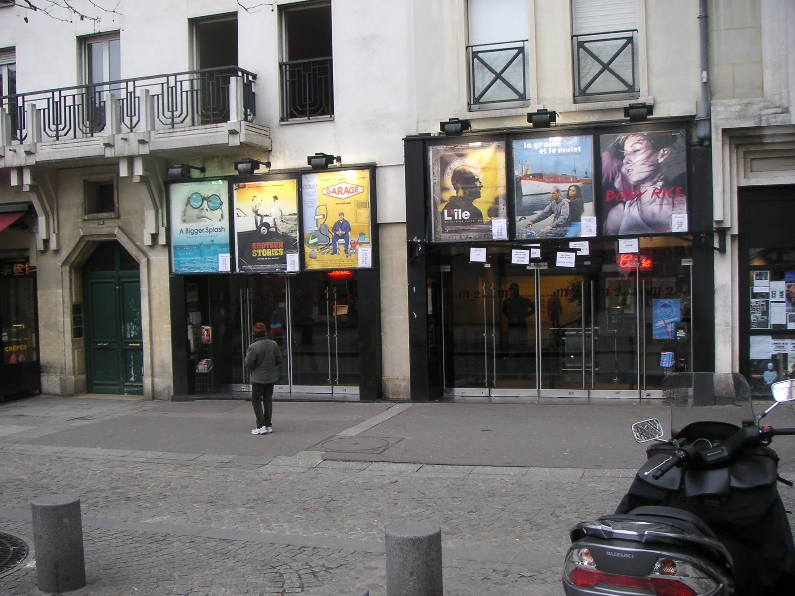 The Wandering Cinephile: Paris - All the Rest